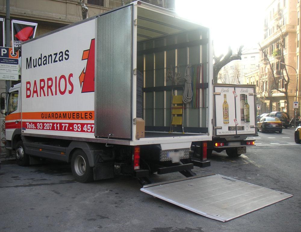 Guarda Muebles Barcelona : Guardamuebles en barcelona mudanzas barrios